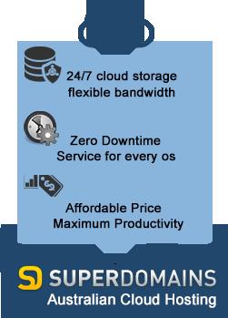 Australian cloud hosting